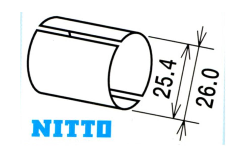KIT SPESSORI PER ATTACCO MANUBRIO - 25,4/26,0