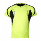 T SHIRT RUNNING DARK SHIRT 1.0 TAGLIA L